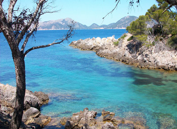 fishingtripmajorca.co.uk boat trips to Cabo Pinar in Majorca