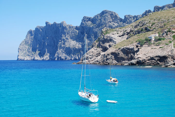 fishingtripmajorca.co.uk boat trips to Cabrera in Majorca