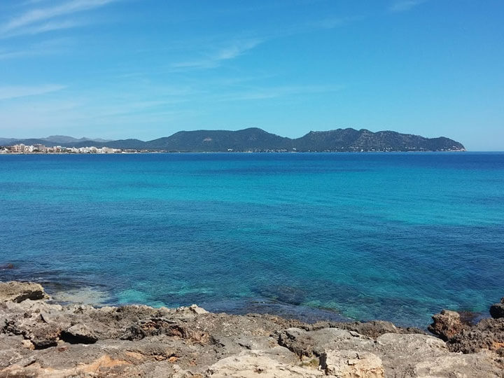fishingtripmajorca.co.uk boat trips to Punta Amer in Majorca